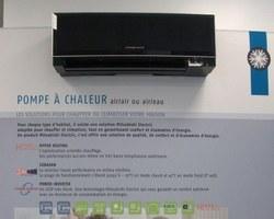 SARL Betoulle - Limoges - Pompe à chaleur et climatisation réversible